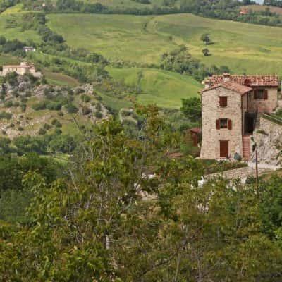 Veduta del Castello di Pietracuta
