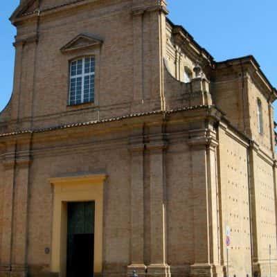 Facciata della Chiesa di San Domenico di Cesena