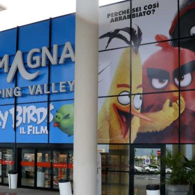 ingresso romagna shopping valley